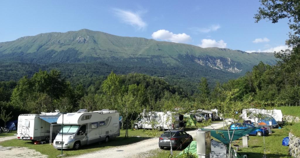 Kamp Lebanč - Nadiža